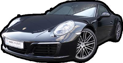 Porsche 911/991 Carrera Cabrio Turbo PDK GO-911