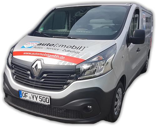 Renault Trafic Kastenwagen 1.6 cdi YY-500