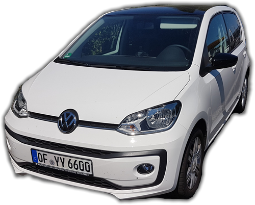 VW up! high up! YY-6600
