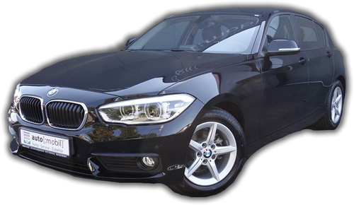 BMW 116d Efficient Dynamics YY-5000