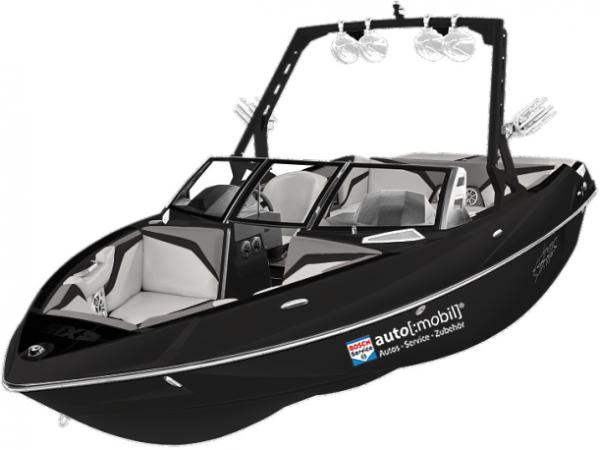 Malibu Axis T23 Wakeboard-Boot | Wakesurf-Boot